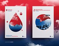 PKO Fundacja Advertisement Concept