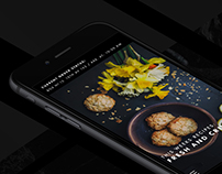 Pear & Parsley - mobile app