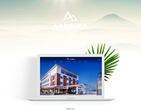 Aadrika - UI/UX