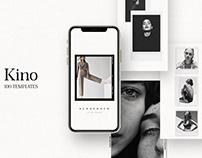 100 Film Frames & Instagram Templates