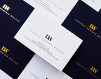 Dominik Wojtas - business card