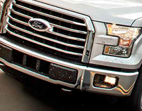 Ford Digital Banners