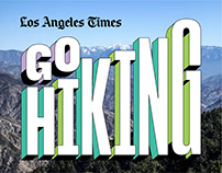 L.A. Times - Go Hiking In L.A.