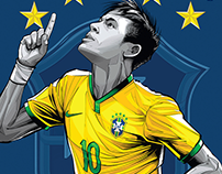 2014 FIFA World Cup Posters
