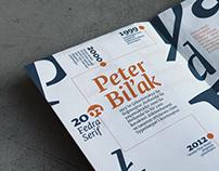 Type Specimen by Burcu Kaynar (2nd-year student)
