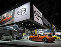 SCION at the Los Angeles Auto Show