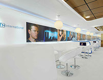 AETN - STAND DESIGN - CANNES