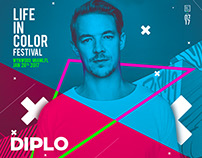 Life in Color Artist Spotlights Redesigned