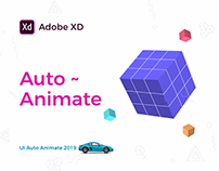 Adobe XD - Auto Animate