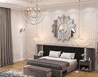 Saudi Master Bedroom