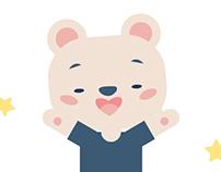 生日快乐! - Animated Birthday Card