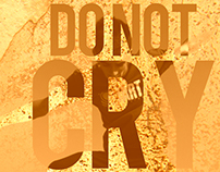 BEBAS Font Typography Poster