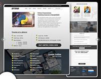Subpage Web UI