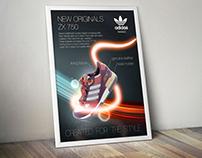 "Poster ""Adidas Originals"""