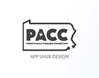 PACC community APP UI/UX design