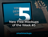 New Mockups of the Week #3