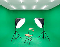 Lime Production Green Room Studio