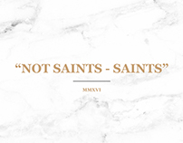 Not Saints - Saints