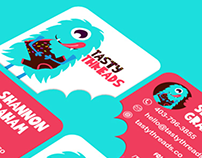 Tasty Threads - Brand Identity