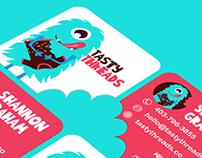 Tasty Threads - Brand Identity