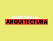 Fotografía arquitectura