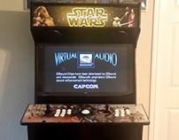 Star Wars Arcade Cabinet Design