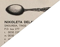 Nikoleta Delatola Foskolou's Business Cards