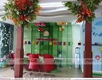 Trường mầm non Happy House Tân Phú - Tp.HCM