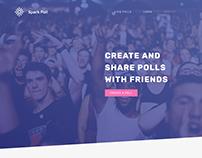Spark Poll - React/Redux App