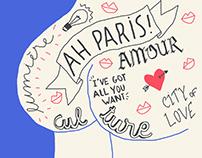 Illustration / Paris