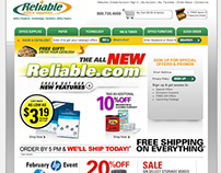 Reliable Office Supplies (part of OfficeMax)
