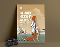 Lezamako Udala / Campaña perros