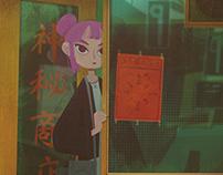 Shanghai Mystery Shop