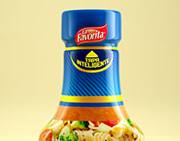 LA FAVORITA SAUCES
