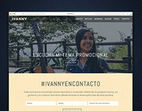 Website - Desarrollado con WordPress