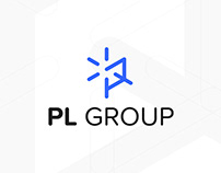 PL GROUP - BRANDING