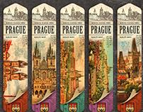 Prague Souvenir: Bookmarks