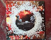 Album cover design  SHAH MAT_The Chanfrughen