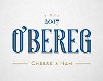 O'BEREG branding