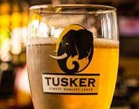 Tusker Lager Social Media Collateral January 2016