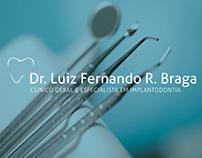 Identidade Visual Dr. Luiz Fernando Braga