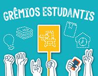 Infográfico Grêmios Estudantis