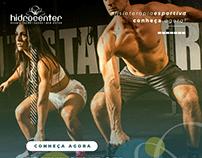 Hidrocenter: Campanha Online - Facebook Ads