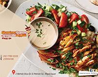 Shawerma Express Resturant Advertising
