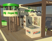 MAYURPLY STALL DESIGN