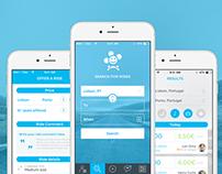 BlaBlaCar - App Concept