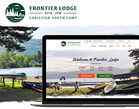 Christian Summer Camp Website