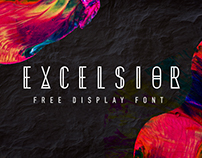 Excelsior! Typeface