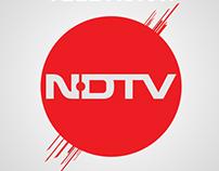 NDTV Hoarding