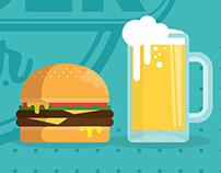 BurgerBeer - Animated teaser